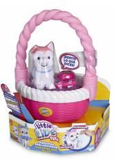 Little Live Pets Cesca e Cucciolo Famosa 700012884