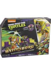 Tortues Ninja Battroborg Set de Bataille