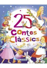 25 Histórias Clássicas Catalão Susaeta 1048
