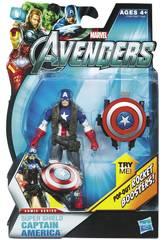 Avengers figuras de acción de 9 cm.