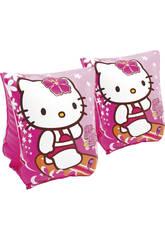 Manguitos Hinchables Hello Kitty 23x15 Cm Intex 56656