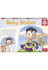 Juego de Mesa Baby Bodies Educa 16222