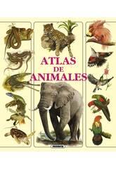 Livro Atlas de Animais Susaeta S0123