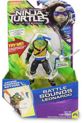 Tmnt Movie 2 - Assortiment Figurines Deluxe