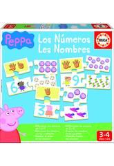 J´Apprends les numéros Peppa Pig