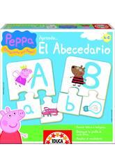 Imparo l'alfabeto Peppa Pig