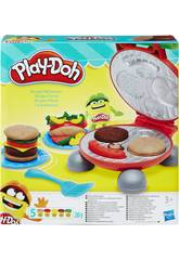Hasbro Play-Doh - Burger Set