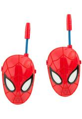 Walkie Talkie Cara Spiderman IMC 551183