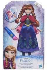 Frozen Mantello storia Magica Anna