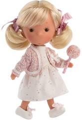 Muñeca Miss Minis Lilly Queen 26 cm. Llorens 52602