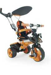 Triciclo City Orange Injusa 326