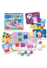 Colorclick Peppa Pig Mosaique