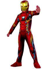 Rubie's Costume da Iron Man, Bambino, taglia L