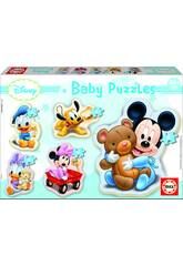 Baby Puzzle Mickey