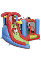 Castillo Hinchable Play Center 300x280x210 cm