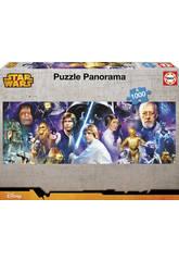 Puzzle 1000 Star Wars Panorama