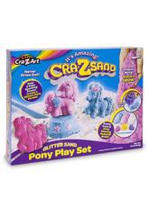 Crazsand Pony Playset