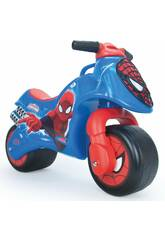 Porteur Moto Neox Spiderman Injusa 19060