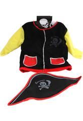 Disfraz Pirata Bebé Talla L