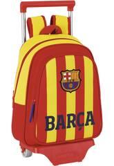 Mochila Infantil Ruedas Barcelona 2ª equipacion