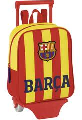 Barcellona 2ªequipaggiamento zaino asilo ruote