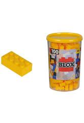 Blox cubo con 100 Blocchi gialli