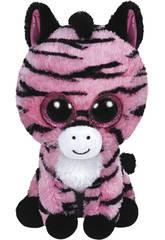 Peluche Medio Zoey Zebra rosa