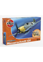 Quick Build Avion Messerschmitt 109e