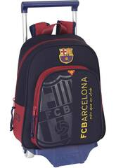 Mochila Infantil Ruedas F.C. Barcelona