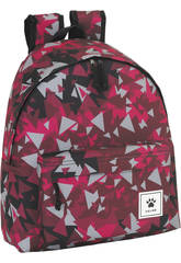 Day Pack Kelme Triangles Bordeaux