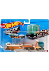 Hot wheels City Super Truck Mattel BDW51
