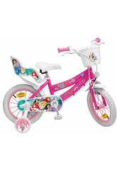 Vélo Dsiney princesses 14