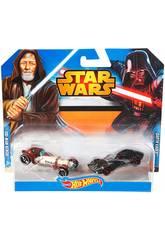 Star Wars Vehiculos Personajes Mattel CGX02