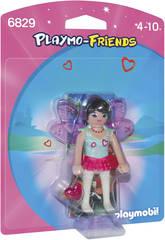 Playmobil Fée Avec Anneau