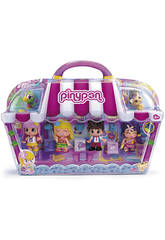 Pin y Pon City pack 4 Figures