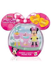 Mickey Mouse Minnie et Daisy Pique nique Amusant