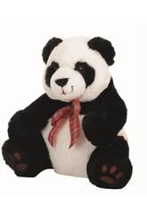 Plüschbär Panda Loop Bilder 35 cm Llopis 10467