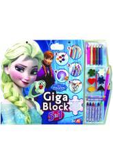 Giga Block Frozen 5 En 1