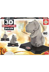 Puzzle 3D Sculpture T-Rex