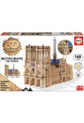 Puzzle 3D Monument Notre Dame
