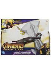 Avengers Thor StormBreaker Electrónica de 30 cm. Hasbro E0617