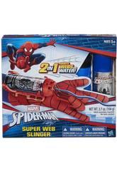 Spiderman Super Netzwerfer Hasbro B9764