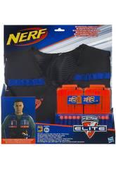 Nerf Elite Chaleco Tactico Hasbro A0250