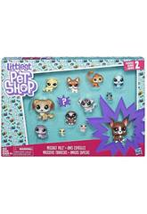 Little Pet Shop Pet Pack 13 Figuren Hasbro B9343