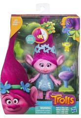 Trolls Figurines avec bébé Hasbro E0144