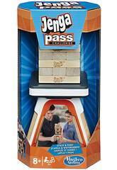 Jenga Pass Challenge Hasbro Gaming E0585EU4