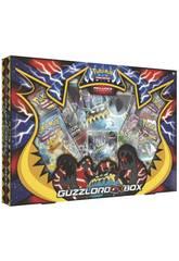 Pokémon Gioco di Carte Scatola Guzzlord GX Asmodie 35892
