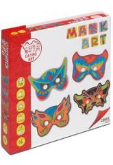 Gioco di Manualità Masks Heroes Cayro 807