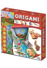 Juego Manualidades Origami Animales Selva Cayro 816