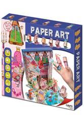 Jeu de Travaux Manuels Paper Art Princess Cayro 825